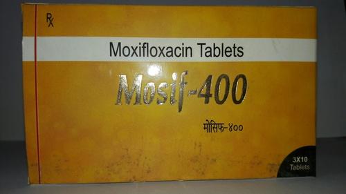 Moxifloxacin tablet
