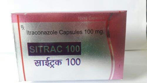 Itraconazole 100/200 Capsules