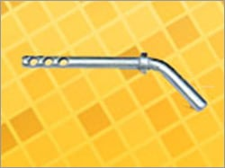 Implement Mounting Pin-Bent (Crooked Pin)
