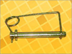 Hitch Pin with Lock Handle