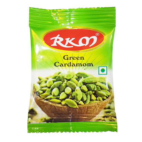 Green Cardamom 5 Rs Sachet