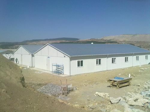 Prefabricated Site