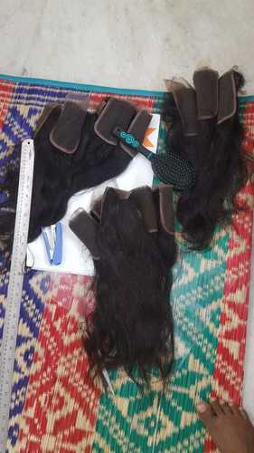 100% Remy Human Hair Lace Closures