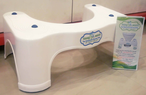 Squat Stool Manufacturers in India - for Easy Elimination of Waste