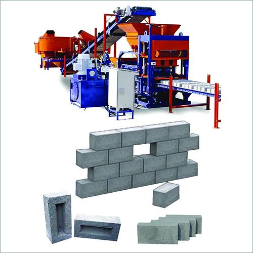 Soil Interlock Block Making Machine