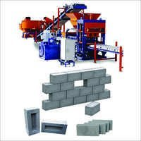 Soil Interlock Block Making Machine