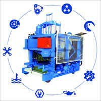 Hydraulically Operated Block Machine
