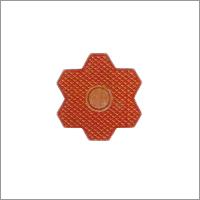 Sunflower Shape Tile