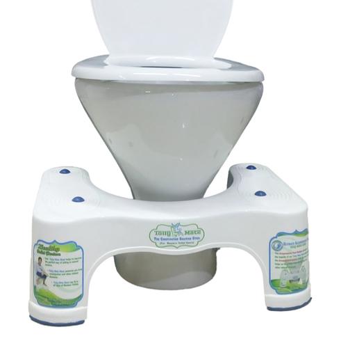 Original Acupressure Foot Design Toilet Stool Manufacturers in India