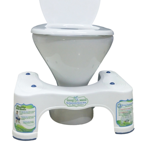 Original Acupressure Foot Design Toilet Stool Manufacturers in India