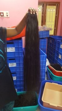 Long Length Natural Straight Hair