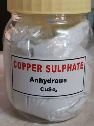 Copper Sulphate Anhydrous