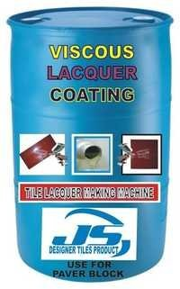 VISCOUS LACQUER COATING