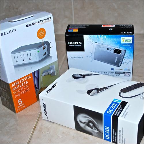 Electronic Appliances Box