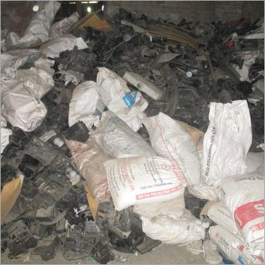 Scrap Of Plastic Material Type