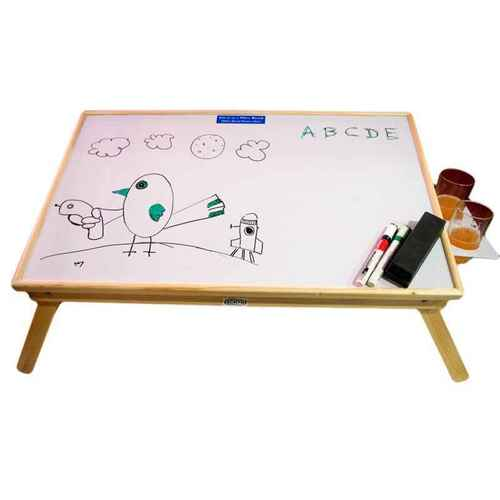 Student Study Table With Whiteboard (B)
