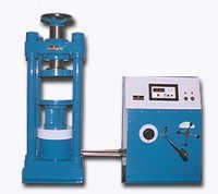 Compression Testing Machine 2 Pillar Model