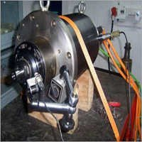 Drum Motor Testing
