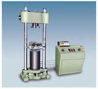 Electronic Compression Testing Machine