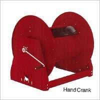 Hand Crank Motor Driven Hose Reel