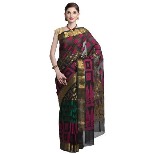 Art silk Banarasi Saree