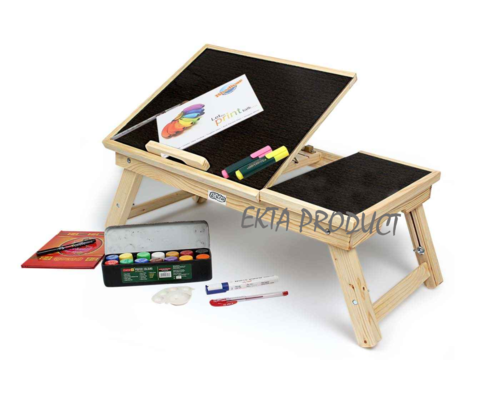 Multipurpose Wooden Laptop Table (C)