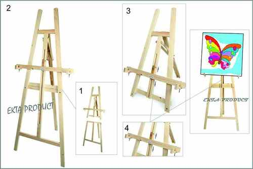 Easel Standee 2 in 1