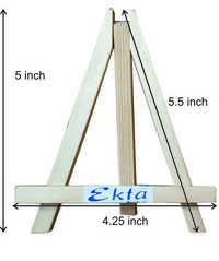 Wooden Easel 5 inches