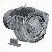 4GH 3 Phase Double Stage Ring Blower