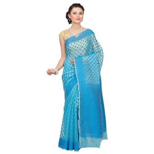 Organza Silk Designer Saree