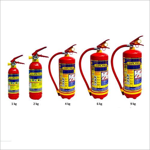 ABC Powder Type Fire Extinguisher