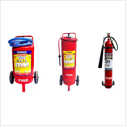 Higher Capacity Fire Extinguishers