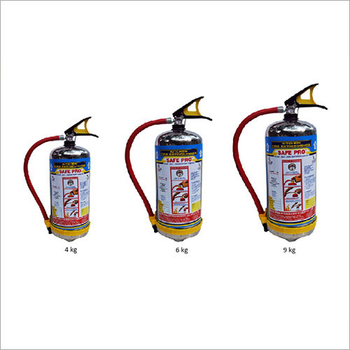 Wet Chemical Classic Fire Extinguishers
