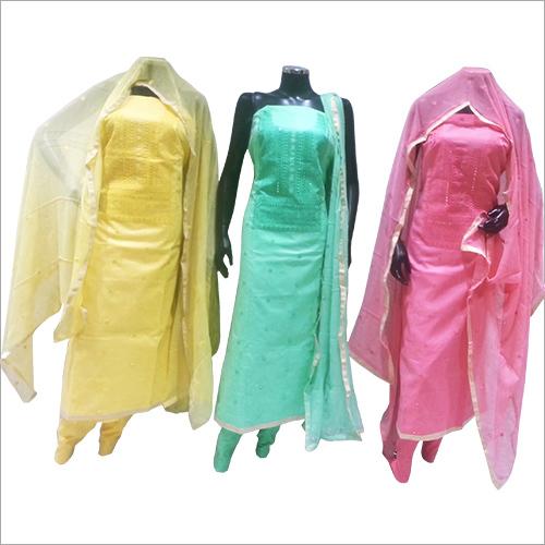 Modern Cotton Unstiched Suit