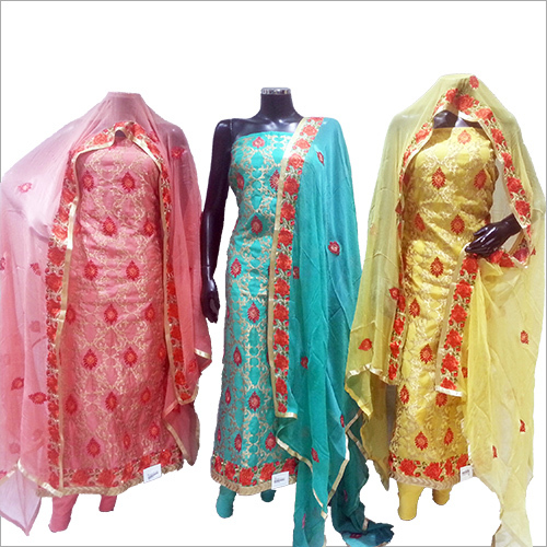 Designer Heavy Embroided Suit