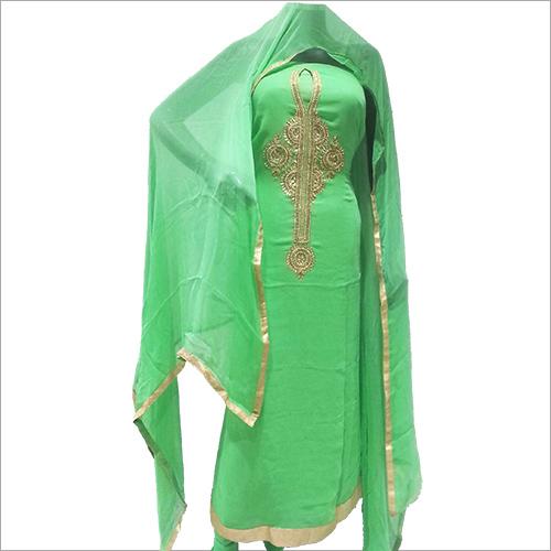 Ladies Designer Embrioded Suit
