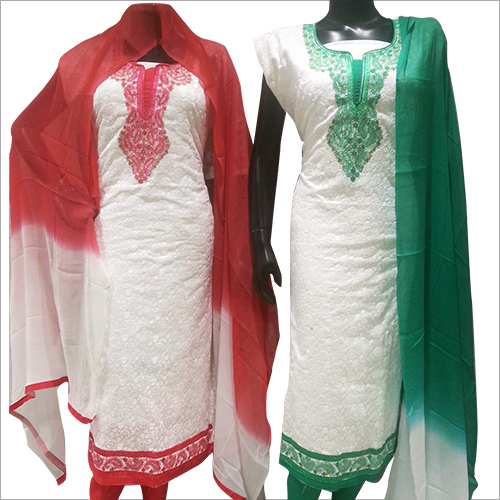 Ladies Embroided Suit