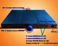 Mobile Signal Booster (Triband)