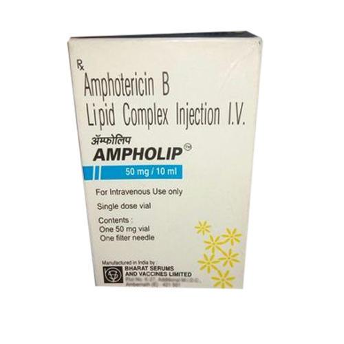 Ampholip 50mg Injection