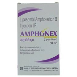 Amphonex 50mg Inejction