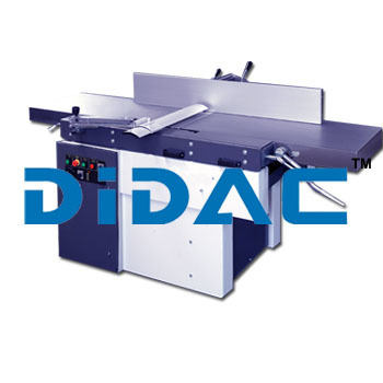 Planer And Thicknesser Machine
