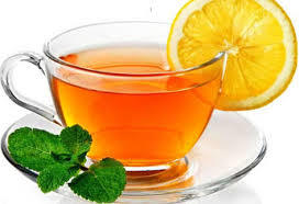 Instant tea lemon