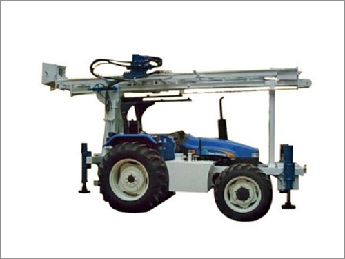 Tractor Mounted Soil Investigation Drilling Rig (PCDR-150)