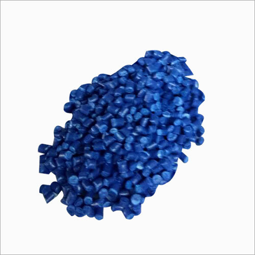 Blue PP Granules