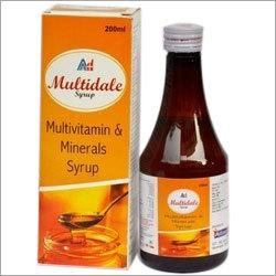 Multivitamin Minerals Syrup