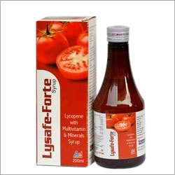 Lycopene Multivitamin Minerals Syrup