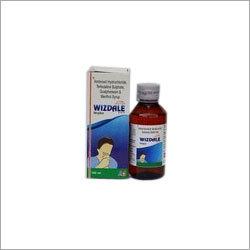W Ambroxol Terbutaline Guaiphenesin Menthol Syrup