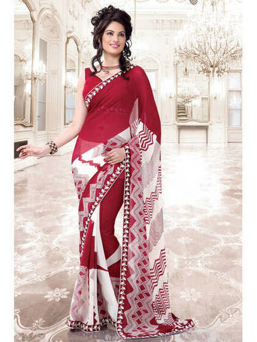 Digital Printed Sarees