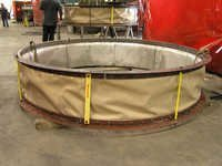 Fabric Expansion Joint Bellows