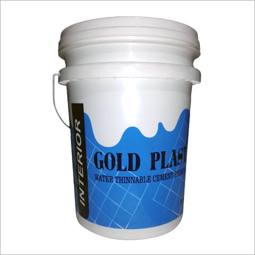 Water Thinnable Cement Primer